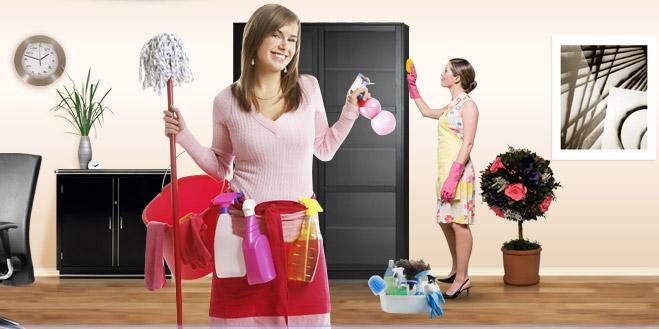 очищение жилья. работа по плану квартиры.
