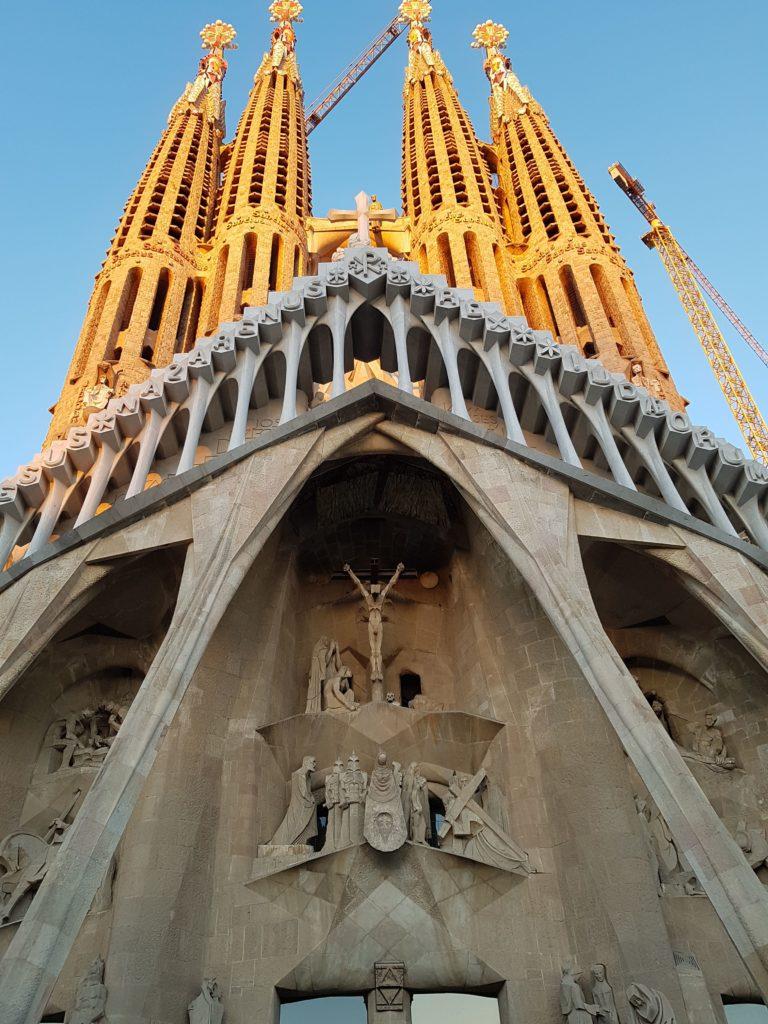 места силы Барселоны