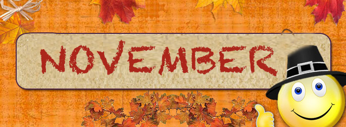 Ноябрь. Позвольте себе и другим начать новую жизнь.