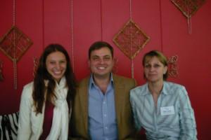 С Николаем и Татьяной Латанскими