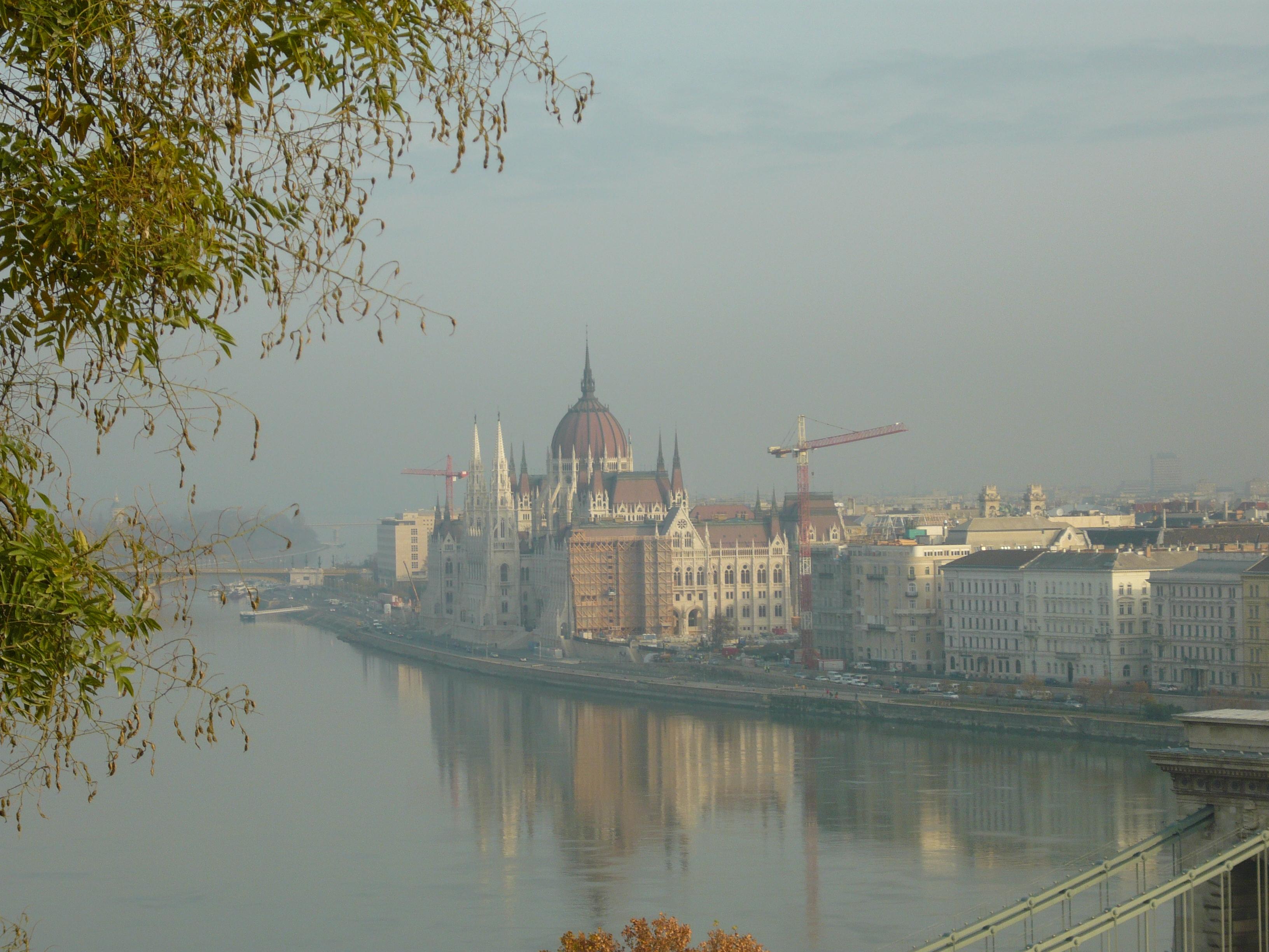 Будапешт-город с мужской энергетикой.